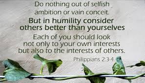 Philippians 2 3-4
