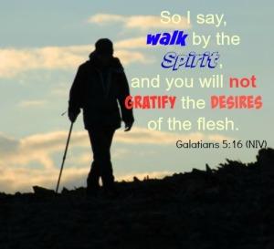 Galatians 5.16