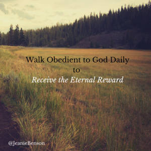 Walk Obedient to God Daily